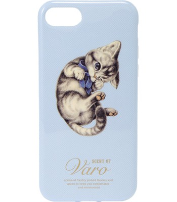 Japan_buyer_fashion - SCENT OF Varo 愛睏貓咪iphone7手機殼