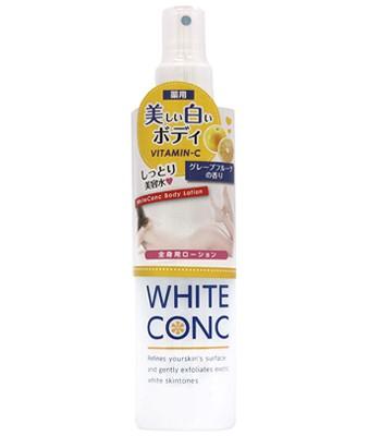 Japan buyer - WHITE CONC VC全身美白噴霧-245ml