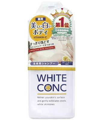 Japan_buyer_cosmetic - WHITE CONC VC美白沐浴露-360ml