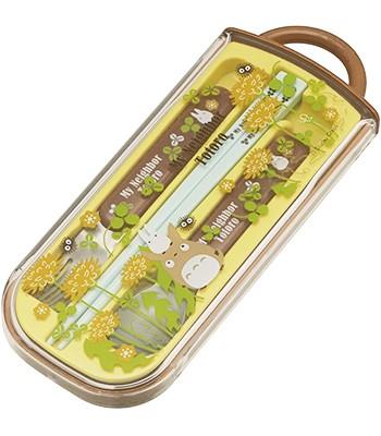 Japan buyer - 豆豆龍餐具筷子湯匙叉子組-1入