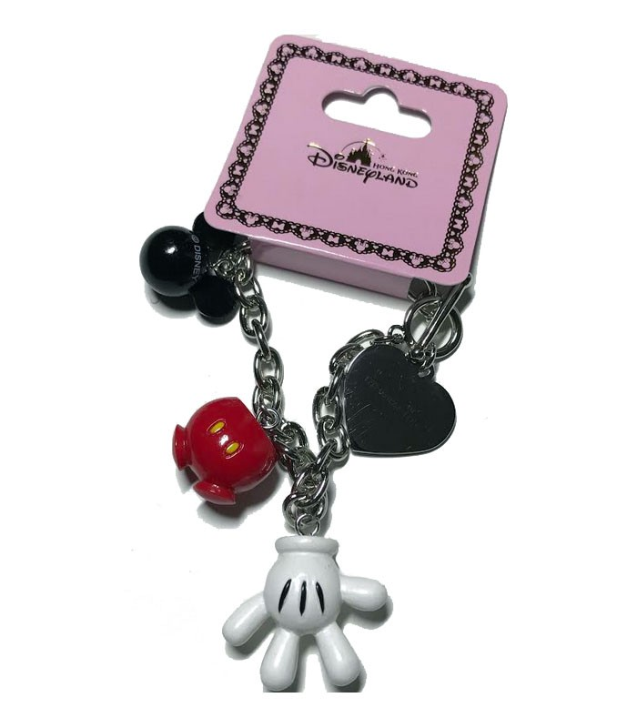 HongKong buyer - 香港迪士尼 Disney- Mickey 米奇經典繽紛手鍊-17cm