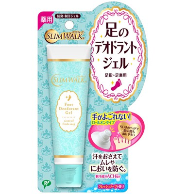 Japan_buyer_cosmetic - SLIM WALK足部止汗露-30ml