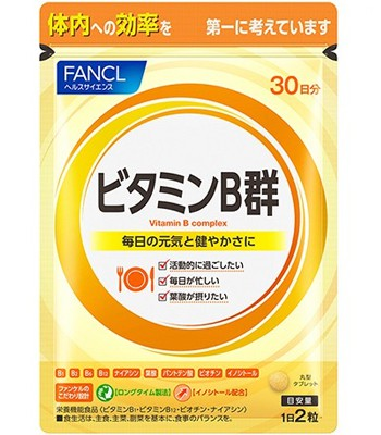 Japan buyer - FANCL 維他命B-60粒/30日量