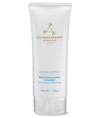 AA - 玫瑰磨砂潔面乳霜-100ml