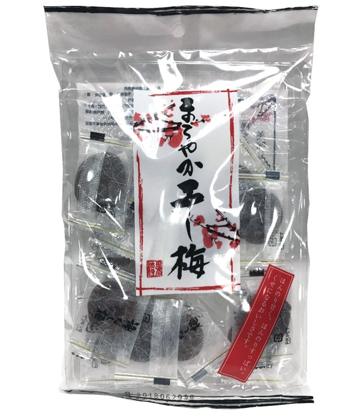 MyHuo Recommended Snacks - 原味梅果肉-100g