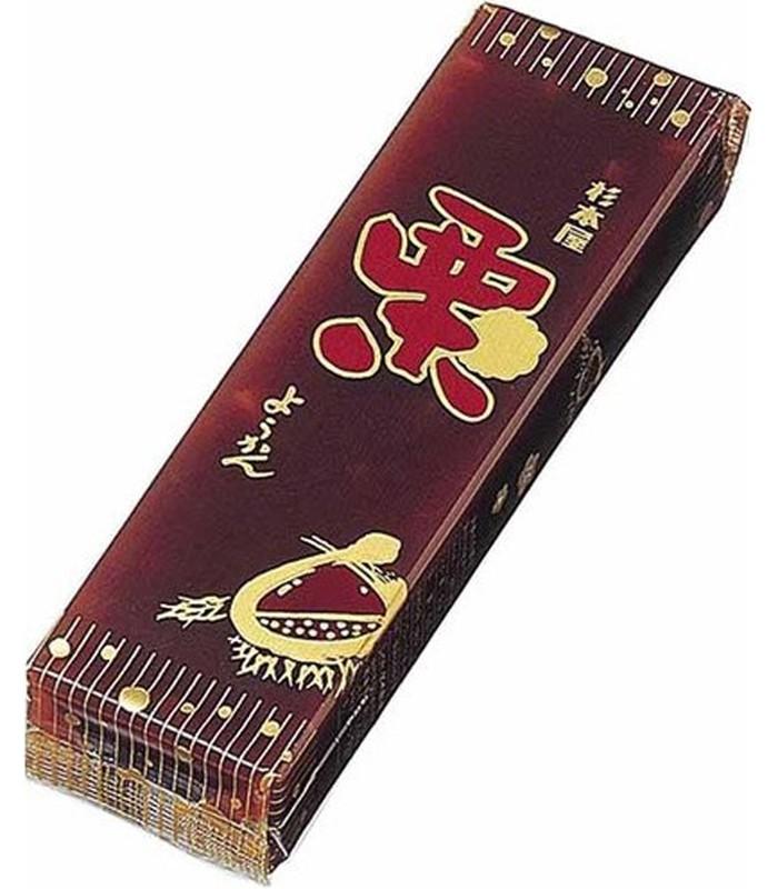 Japanese snacks - 杉本屋大羊羹-栗子-400g