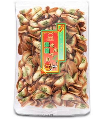 MyHuo Recommended Snacks - 海苔煎餅-250g