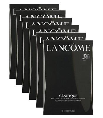 LANCOME - 【回饋價】肌因賦活生物纖維面膜(無盒版)-6片