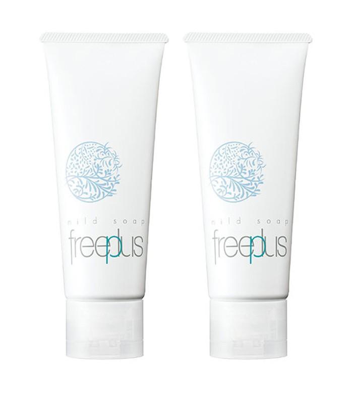 freeplus - 2017週年慶 - 溫和淨潤皂霜雙瓶組-1組