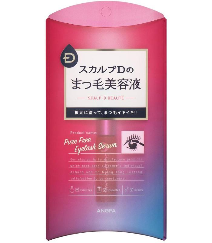 MYHUO Skincare Collection - ANGFA 實力派美睫精華液-2ml