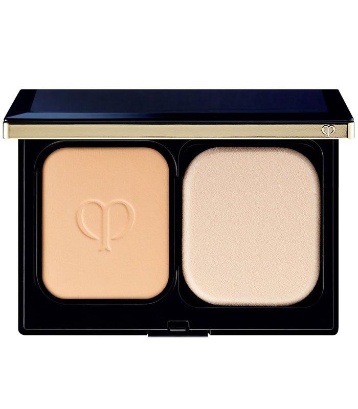 Clé de Peau Beauté - 裸紗光采粉餅 (盒+粉撲)