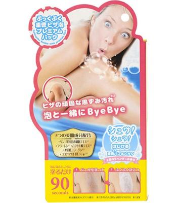 Japan buyer - Pukku Puku 日本碳酸泡泡去角質美白體膜(膝蓋專用)-30g