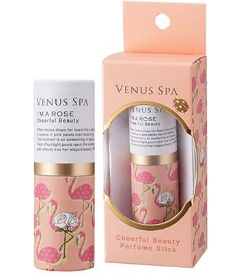 Japan buyer - VENUS SPA玫瑰主題香膏香水棒