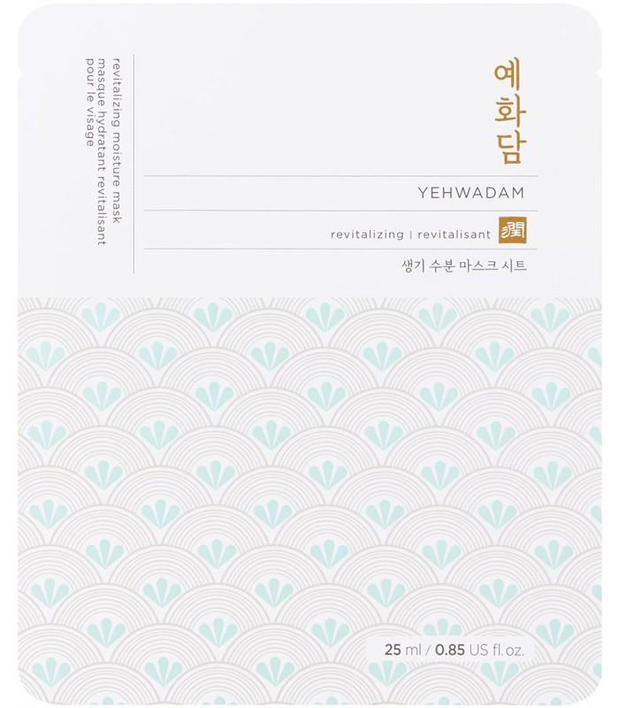 the face shop - 【特惠品】蘂花譚清新恆水生物纖維面膜-25ml