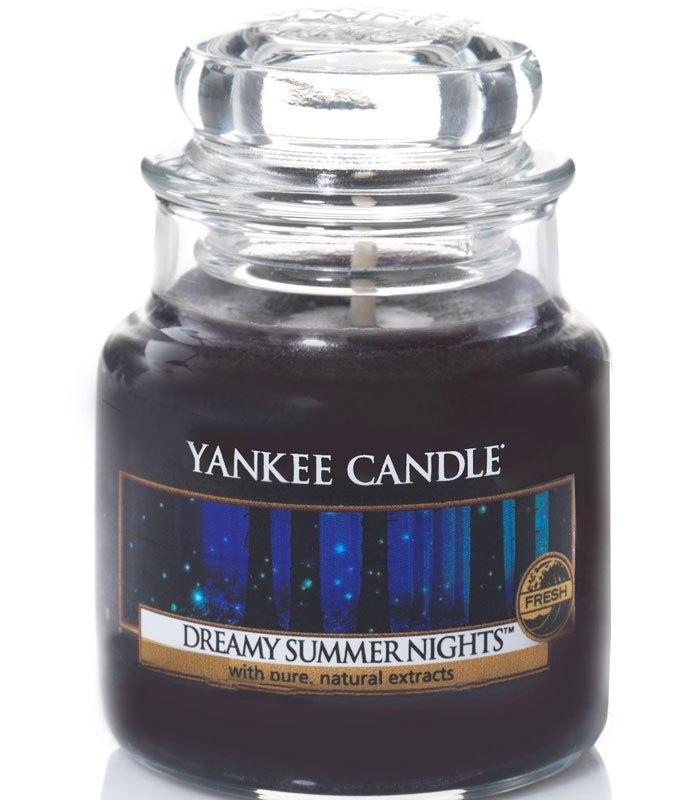 YANKEE CANDLE - 夢幻的夏夜瓶中燭-3.7oz