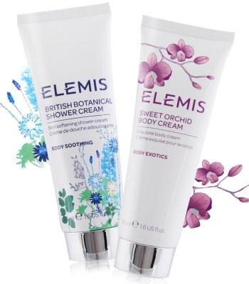 ELEMIS - 【特惠品組合】英國草本香氛花卉spa組-1組