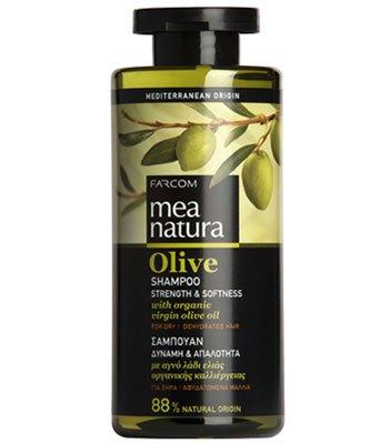 MYHUO LifeStyle - 希臘美娜圖塔-橄欖頭皮修護髮浴-300ml
