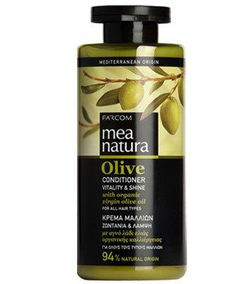 MYHUO LifeStyle - 希臘美娜圖塔-橄欖光澤潤髮素-300ml