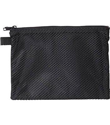 MUJI - 滑翔傘布雙拉鍊袋