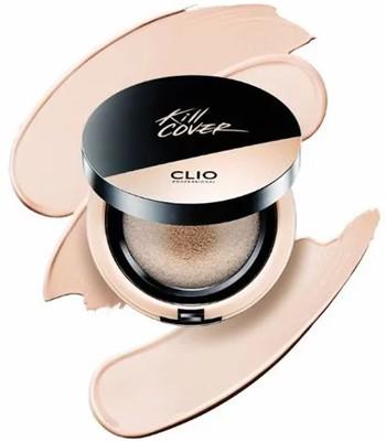 CLIO - 完美無瑕柔光氣墊粉餅