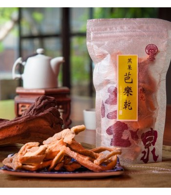 ChenYunPaoChuan - 燕巢芭樂乾-150g