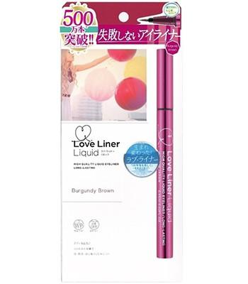 Japan buyer - Love Liner新版隨心所欲極細防水眼線液筆