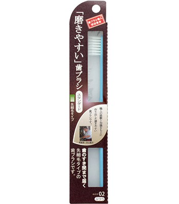 Japan buyer - 田邊重吉纖細小頭按摩牙刷