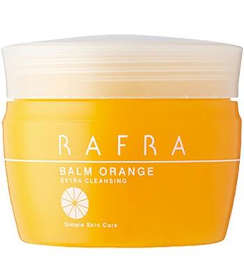 Japan buyer - RAFRA香橙溫感去角質卸妝凝露-100g
