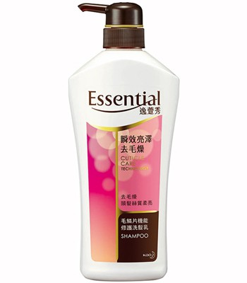 Essential - 瞬效亮澤去毛燥洗髮乳-700ml