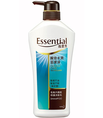 Essential - 瞬效水潤易潔淨洗髮乳-700ml