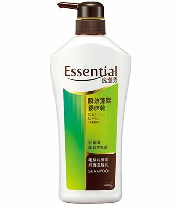Essential - 瞬效蓬鬆易吹乾洗髮乳-700ml