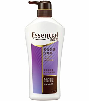 Essentials - 瞬效美型抗亂翹洗髮乳-700ml