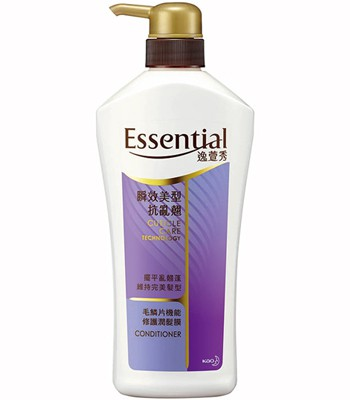 Essential - 瞬效美型抗亂翹潤髮膜-700ml