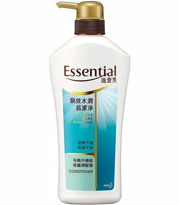 Essential - 瞬效水潤易潔淨潤髮膜-700ml