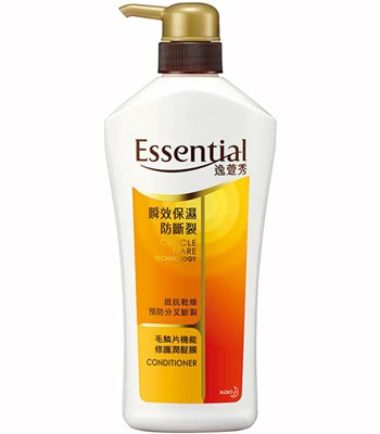 Essential - 瞬效保濕防斷裂潤髮膜-700ml
