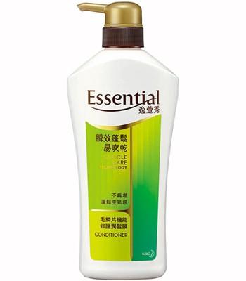 Essentials - 瞬效蓬鬆易吹乾潤髮膜-700ml