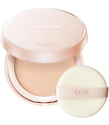 CLIO - 極透裸光持妝蜜粉餅