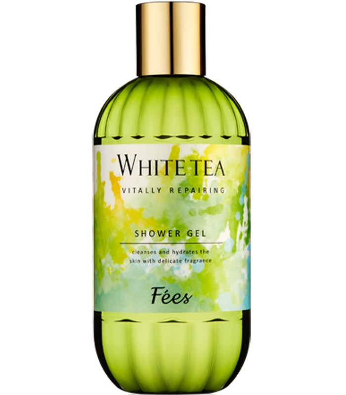 Fees - 白茶活力修護香浴露-315ml