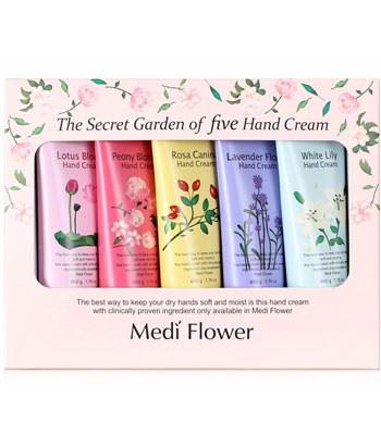 MYHUO Skincare Collection - Medi Flower 秘密花園禮盒-5入