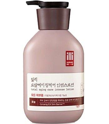 illi - 全效緊實保濕身體乳