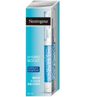Neutrogena - 水活保濕膠囊特潤精華-30ml