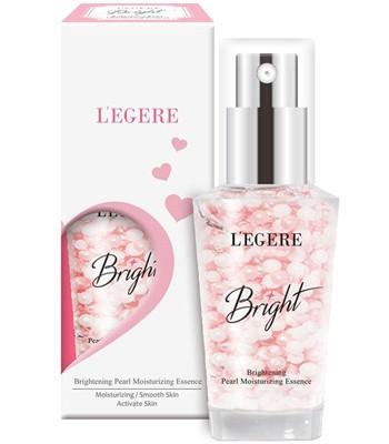 L'EGERE  - 光透白珍珠美白凍齡精華液-30ml