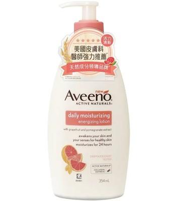 Aveeno - 燕麥活力保濕乳-354ml