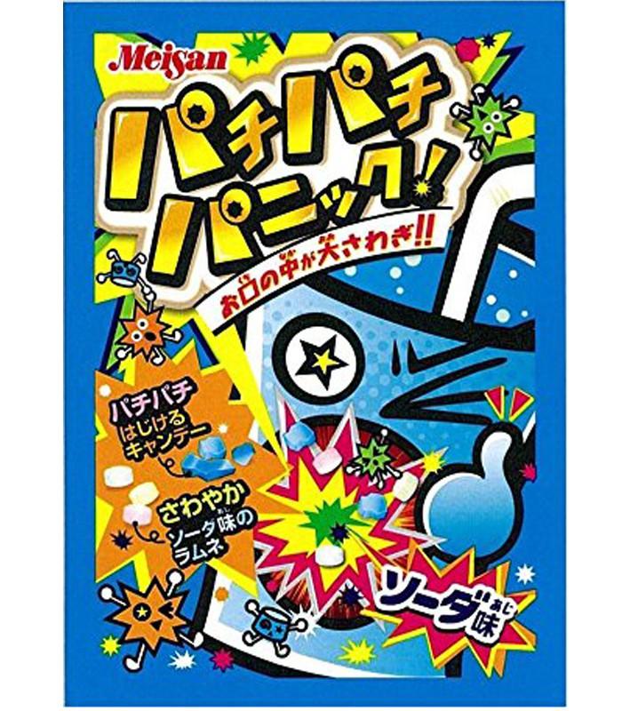 Meiji - meisan 跳跳糖-蘇打-5g
