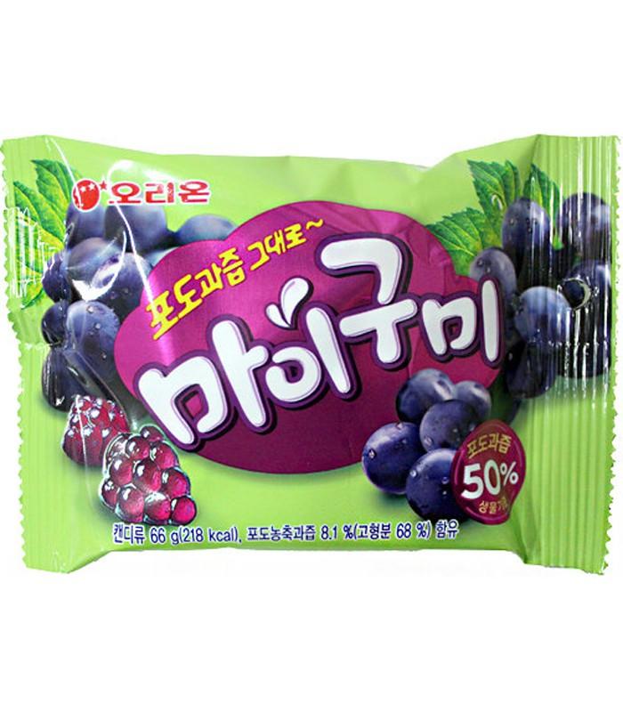 ORION - 葡萄軟糖-66g