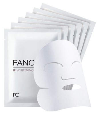 FANCL  - 淡斑淨白精華面膜-21ml x 6pcs