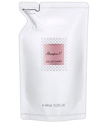 Jill Stuart (品牌85折) - 純白花漾洗髮精 N-補充包-450ml