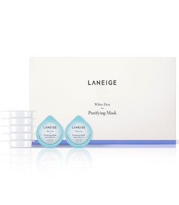 LANEIGE - 晶透潤白淨化美容泥-5gX12