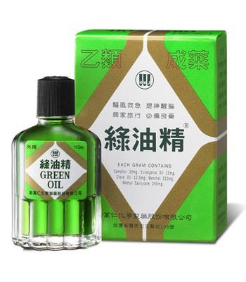 MYHUO LifeStyle - 綠油精-10g