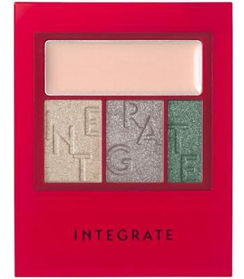 INTEGRATE - 線代主義光彩眼影盒